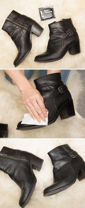 Как уберечь обувь в непогоду: 10 cпособов, изображение №2