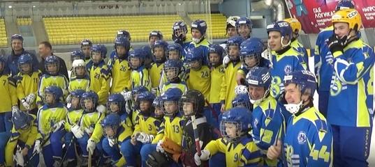 хоккей занятые места