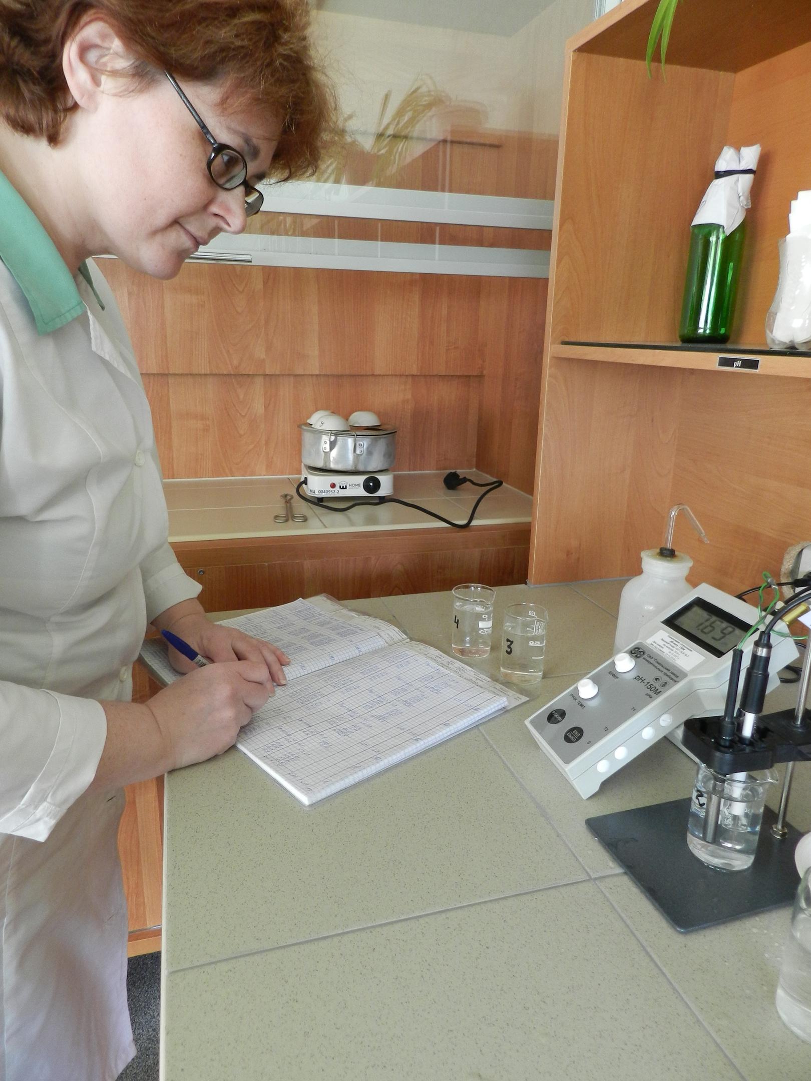 Испытательный центр качества вод АО «Апатитыводоканал» подтвердил компетентность