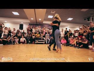 Korke y judith | russian bachata forum 2019