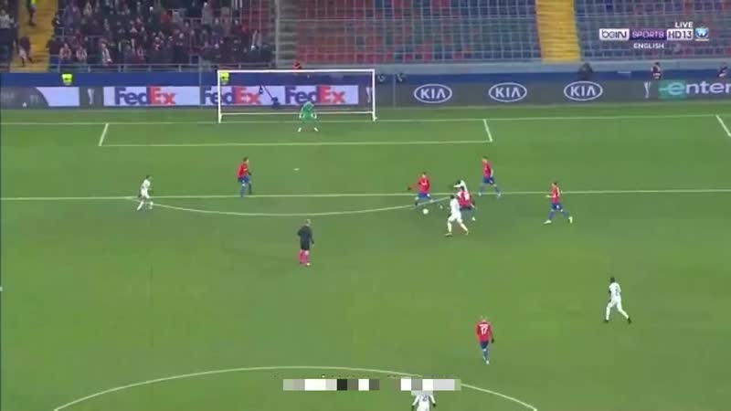 ⚽️ ЦСКА 1:1 Лудогорец | Лига Европы | 5 тур | Обзор