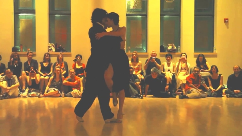 Гастон Торелли и Мойра Кастельяно - Фестиваль Аргентинского Танго в Монреале.