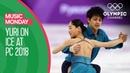 Figure Skating to the Yuri On Ice theme Miu Suzaki and Ryuichi Kihara Music Monday