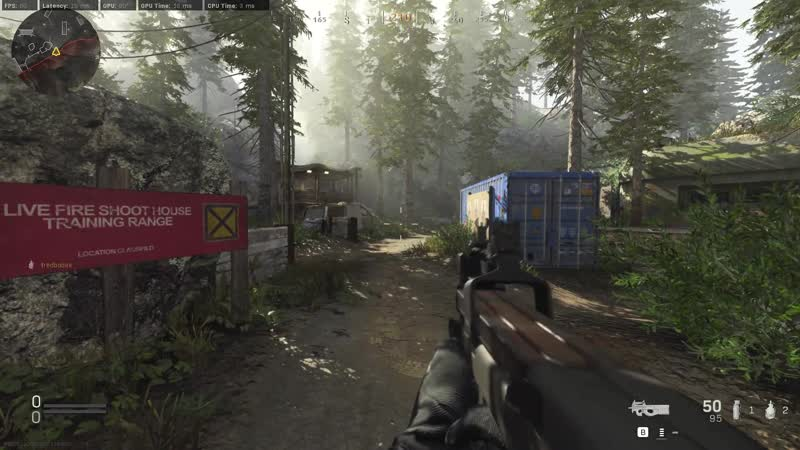 In case you didnt know Sleight of Hand changes the reload animation. Modern Warfare