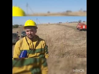 Как в Красноярском крае тушат лесные пожары