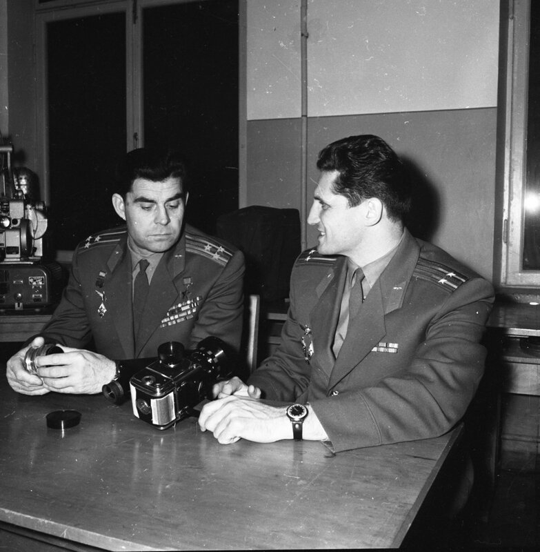 Космонавты-участники Великой Отечественной войны, изображение №15