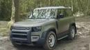 Новый Land Rover Defender 2020 обзор со всех сторон ВСЕ что вам нужно знать