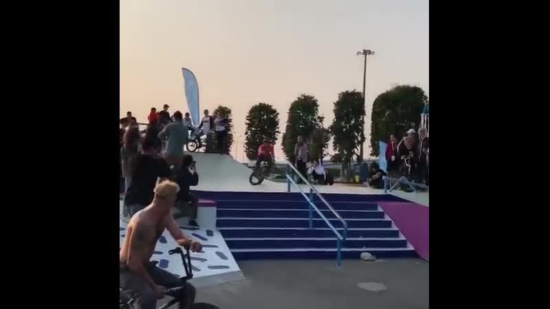 Edwin D Joiner BMX
