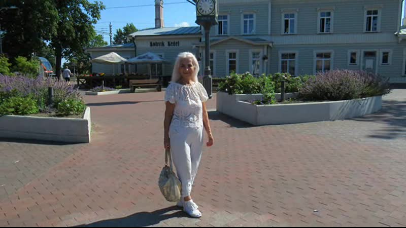 Ты моя девочка лето Таллинн 2019 Фильм 8