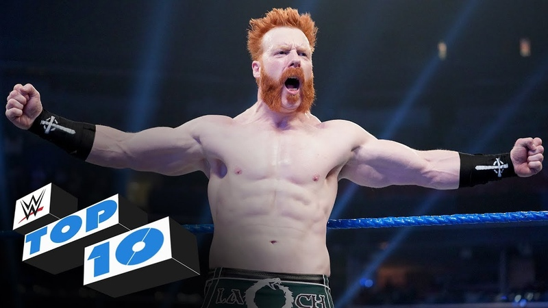 Top 10 Friday Night SmackDown moments WWE Top 10 Jan 4 2020