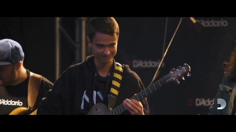 D'Addario Guitar Fest 2018 Евгений Побожий Юрий Новгородский Дмитрий Максимов Дмитрий Фролов