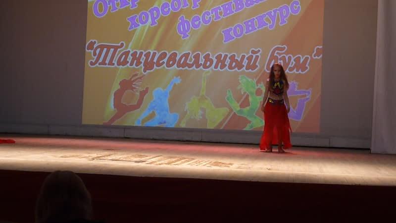 ННаумова Маргарита соло ориенталь дети 2 дебют
