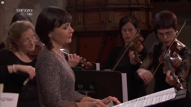 Leo Porpora Torelli Hasse Händel Baroque Arias Sandrine Piau Kammerorchester Basel Anne Katharina Schreiber