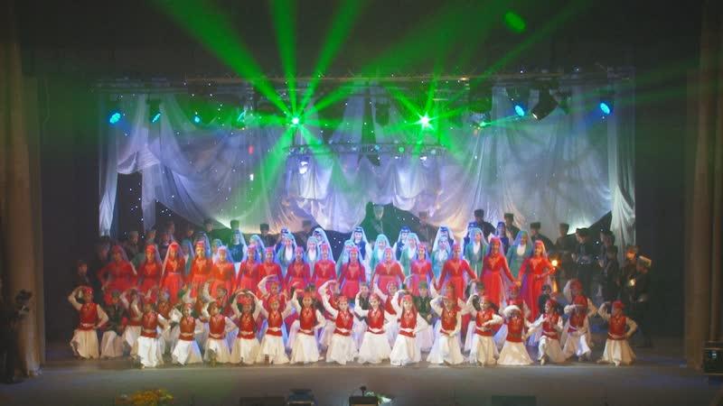 Баарь чичеги новая программа ансамбля Йылдызлар