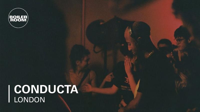 Conducta | LDN: Bass Percs 2