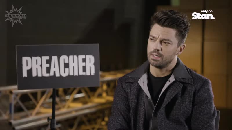 One on One with Dominic Cooper - Supanova TV