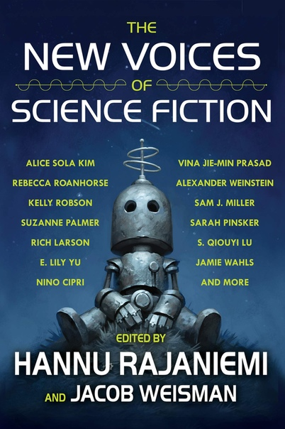 New Voices of Science Ficti