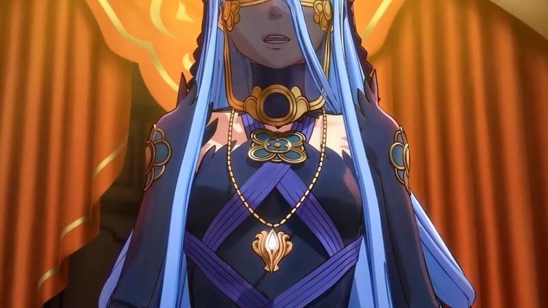 Fire Emblem Fates - Light Song/Dark Song Cutscenes (HD ver.) [English]