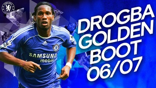 Didier Drogba's Golden Boot Winning Season | All 20 Goals | Premier League 2006/07