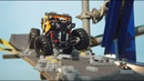 LEGO Technic 4x4 X-treme Off-Roader tackles the ultimate obstacle course!