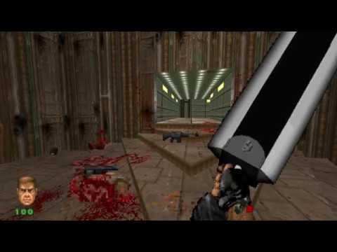 Dragonslayer in Brutal Doom v21