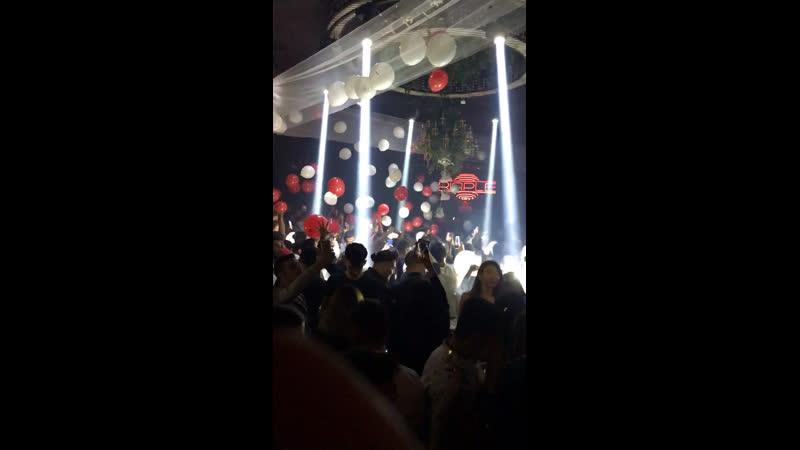 2020 hapy new years party. Turkey izmir ripell