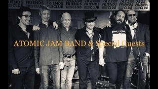 ATOMIC JAM BAND & Special Guests - Happy Birthday Blues!