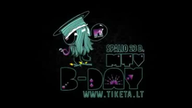 JAZZU LEON SOMOV Kiemas Sel koveris MTV B Day 2009