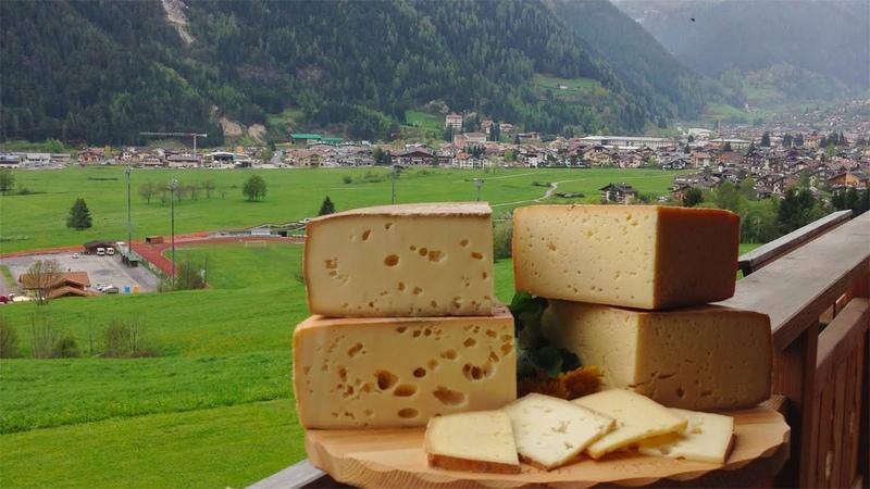 Puzzone di Moena Dolomites Dolomiti Italy