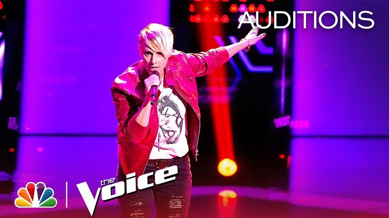 Betsy Ade's Charismatic Hunger Cover Cuts Through the Noise The Voice Blind Auditions 2019
