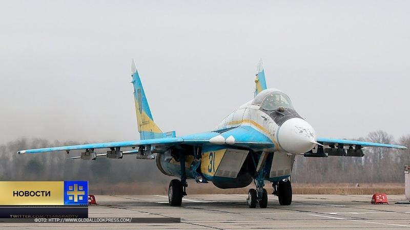 Я видел как МН17 сбили два украинских истребителя