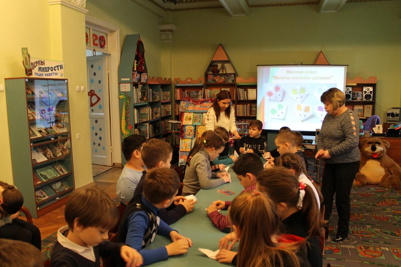донецкая республиканская библиотека для детей, занятия с детьми, детские изобретения, отдел обслуживания дошкольников и учащихся 1-4 классов, в библиотеке интересно
