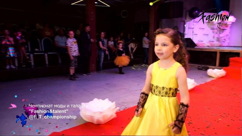 1-Vice mini miss FashionTalent Курганова Валерия (визитная карточка) 2019