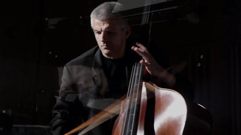 VAŇHAL, Bass Concerto (1.mov) | Božo Paradžik Budapesti Vonósok