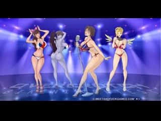Эротическая флеш игра от meet and fuck overcrotch-bikini-contest только для взрослых запрещено для детей!!!