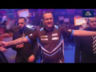 2020 World Darts Championship Round 1  Hughes vs Lerchbacher