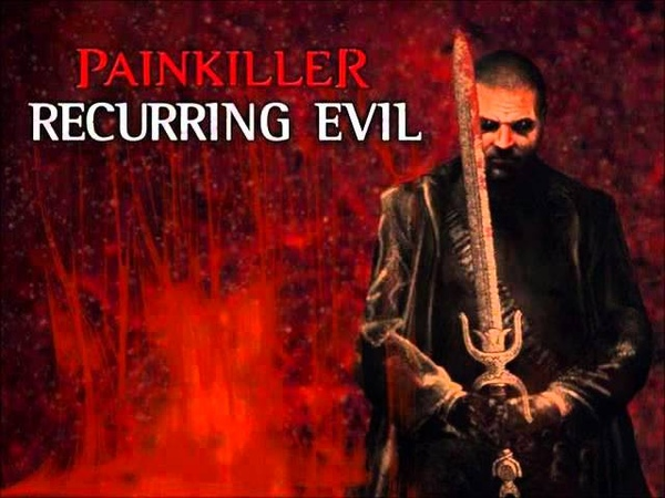 Painkiller Recurring Evil soundtrack Graveyard Fight
