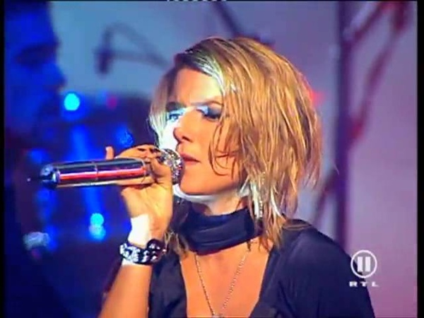 Jeanette Biedermann Run with me LIVE @ The Dome 32