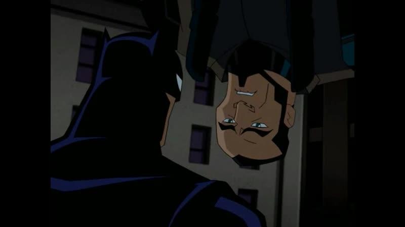 Бэтмен (2004-2008) Сезон 2 Серия 4