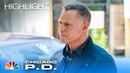 Voight and Halstead Get In Each Other's Faces About Trust Chicago PD Episode Highlight