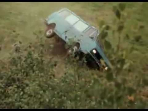 Живая мишень 1990 car crash scenes