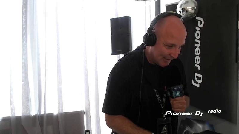 Yokoo at IMSIbiza 2019 @ Hard Rock Hotel with Pioneer DJ Radio