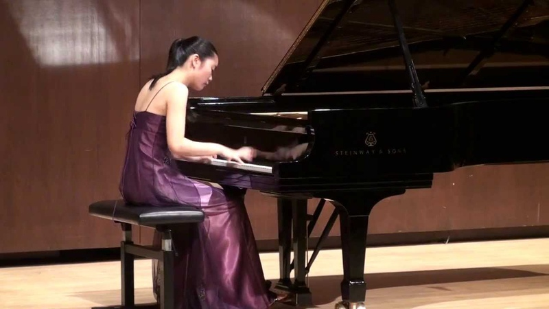 Tiffany Poon plays Schumann Carnaval Op 9