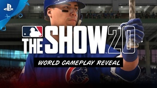 MLB The Show 20 - World Gameplay Reveal | PS4