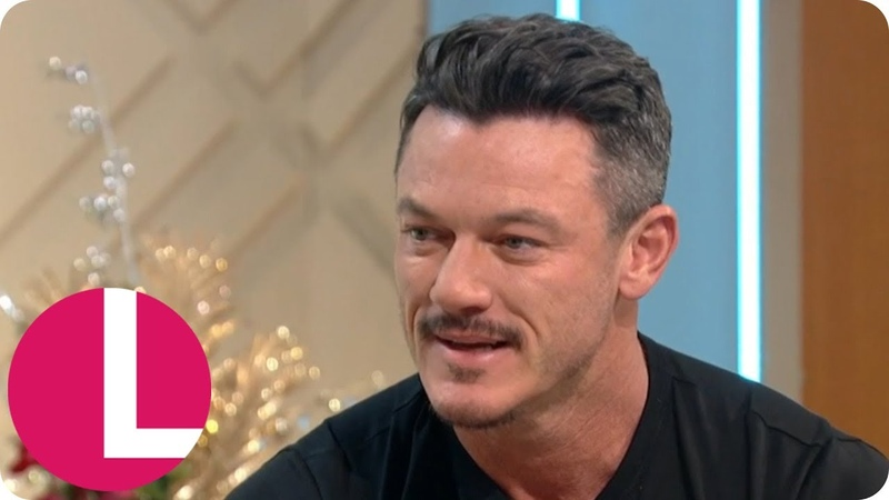 Luke Evans Reveals How His Music Has Helped His Nana with Alzheimer s Lorraine