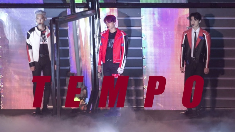 190726 EXO Tempo EXO PLANET 5 - EXplOratio KAI focus(4K)