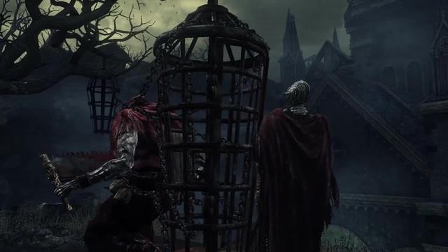 Dark Souls III автобусик )