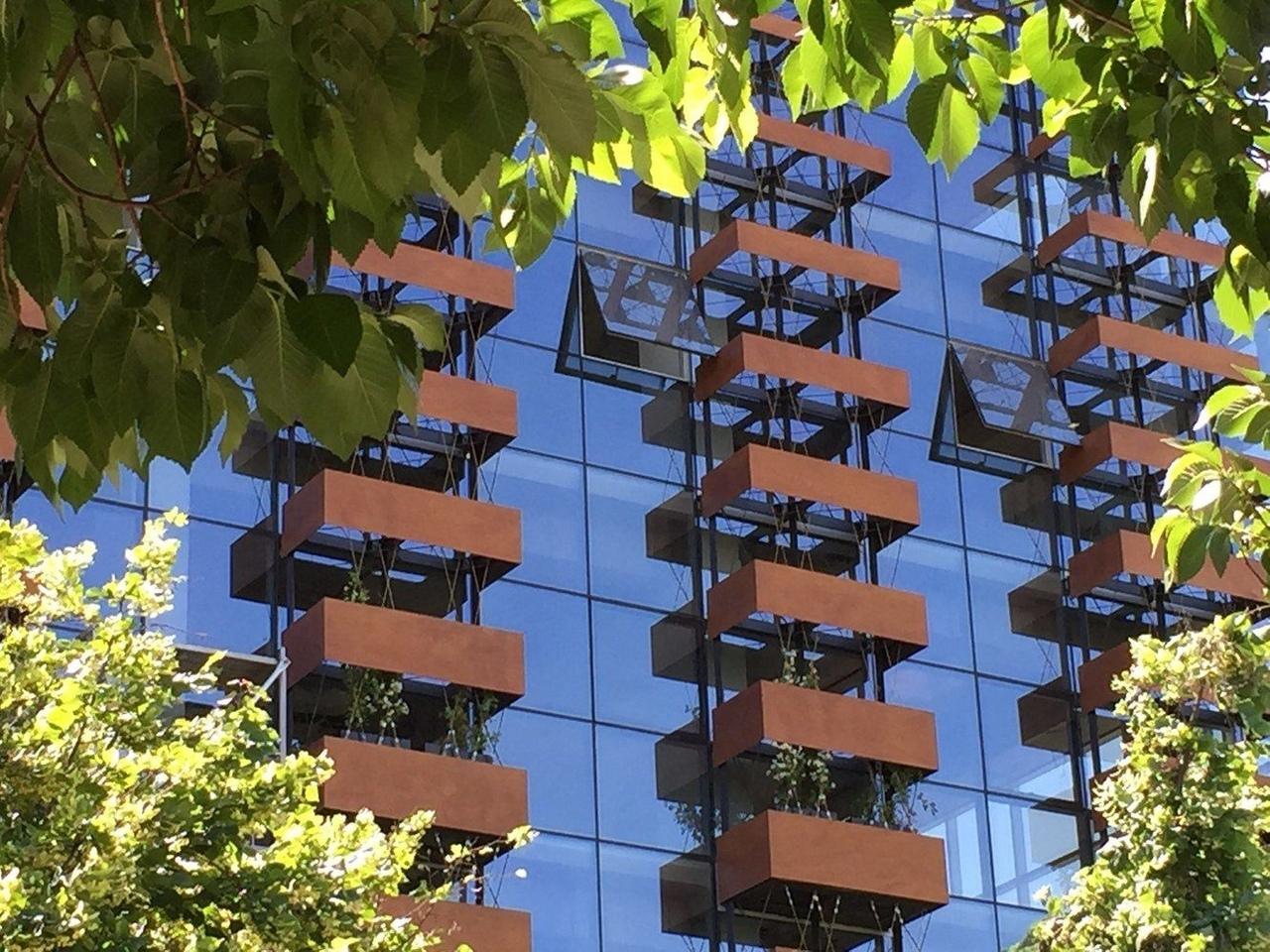Francisco de Aguirre Building / Stein-Suazo Arquitectos