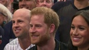 Duke Duchess Of Sussex Go To The Ballgame