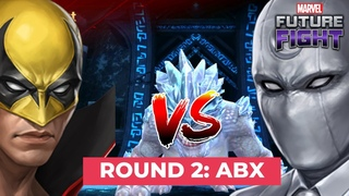 Iron Fist vs Moon Knight! - Part 2: Combat/Hero ABX day comparison! - Marvel Future Fight